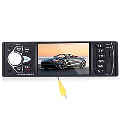billiga DVD-spelare till bilen-4.3 tum 1 Din Windows CE In-Dash DVD-spelare för Universell Stöd / MPEG4 / RM / RMVB / DIVX / 3GP