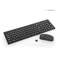 hk3600 2.4g drahtlose Tastatur / Maus-Kombination mit numerischer Tastatur