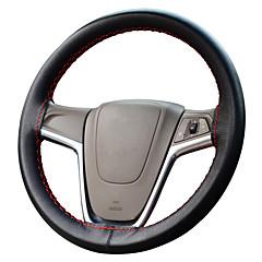 billige Rattovertrekk til bilen-autoyouth mikrofiber skinn med bil rattet universell tilpasning diy deksel søm stil bil-styling innvendig tilbehør