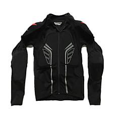 moottoripyörä takki vaatteet motocross maastokaahaus takki panssarisuojan hengittävä tuulenpitävä moottori takki ihmiselle