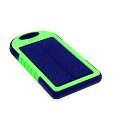 billige Eksterne batterier-5000 mAh Til Power Bank Eksternt batteri 5 V Til 1 A / # Til Batterilader Lommelykt / Solenergilading / Supertynn LED