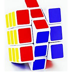 tanie Kostki Rubika-Kostka Rubika Lingyun 3*3*3 Gładka Prędkość Cube Magiczne kostki Puzzle Cube Matowe Lustro Prezent Dla dziewczynek