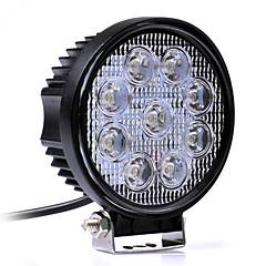 cheap Car Fog Lights-JIAWEN Car Light Bulbs 27W W High Performance LED lm LED Working Light Headlamp Fog Light