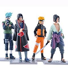 Figuras de Ação Anime Inspirado por Naruto Naruto Uzumaki PVC 19 CM modelo Brinquedos Boneca de Brinquedo