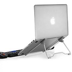 Justerbart Stativ MacBook iMac andre tablet andre Laptop Nettbrett Bærbar Annet Aluminium