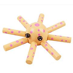 Tue so als ob du spielst Spielzeuge Kreisförmig Fische Oktopus friut Heimwerken Kinder Stücke