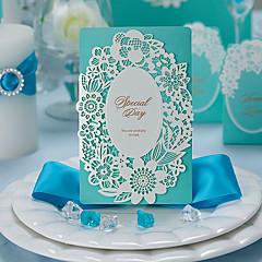 Cartão Raso Convites de casamento 50-Cartões para o Dia das Mães Convites para Chá de Bebê Convites para Chá de Casada Convites para