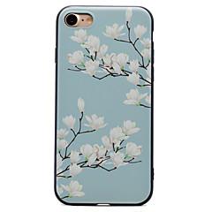 billige Telefoner og nettbrett-Etui Til Apple iPhone 7 Plus iPhone 7 Mønster Bakdeksel Blomsternål i krystall Myk TPU til iPhone 7 Plus iPhone 7 iPhone 6s Plus iPhone