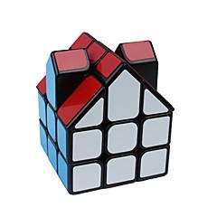 tanie Kostki Rubika-Kostka Rubika Kosmita Gładka Prędkość Cube Magiczne kostki Puzzle Cube Naklejka gładka Dom Dla dzieci Dla dorosłych Zabawki Unisex Dla chłopców Dla dziewczynek Prezent