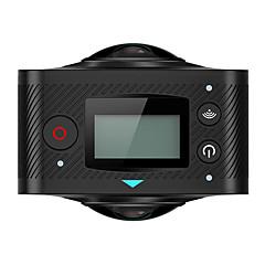 SWQ9 16MP 2048 x 1536 Iskunkestävä Vedenkestävä Mukava Langaton Ei 2 CMOS 64 GB H.264 Kiina
