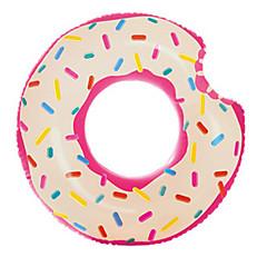 billiga Uppblåsbara badringar och badmadrasser-Anka Uppblåsbara badflottar Badringar med donut-form Badringar pvc Herr Dam