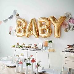 billige Bryllupsdekorasjoner-Ballong Miljøvennlig materiale Bryllupsdekorasjoner Jul / Bryllup / Halloween Strand Tema / Hage Tema / Vegas Tema Vår / Sommer / Høst
