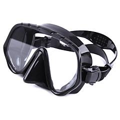 Tauchmasken Tauchen und Schnorcheln Glas Silikon