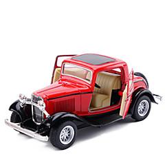 olcso -Felhúzós járművek Játékautók Tehergépkocsi Játékok Autó Fém ötvözet Fém Darabok Uniszex Ajándék
