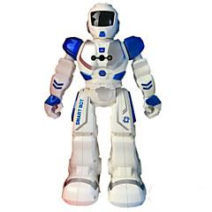 baratos -RC Robot Eletrônica Kids ' Figuras Brinquedos e Playsets 2.4G Plástico Cantando Dançando Caminhada Balancing auto inteligente Programável