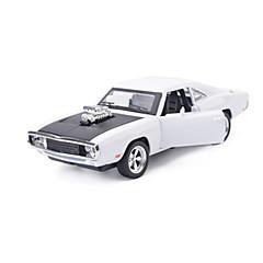 Carrinhos de Fricção Carros de brinquedo Carro de Corrida Brinquedos Carro Liga de Metal Metal Peças Unisexo Dom