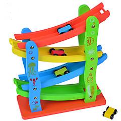 Autíčko na setrvačník Autíčka Sady mramorových stop Vzdělávací hračka Hračky 3D Plast Vysoká kvalita Pieces Den dětí Dárek