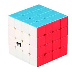 tanie Kostki Rubika-Kostka Rubika QI YI Zemsta 4*4*4 Gładka Prędkość Cube Magiczne kostki Puzzle Cube Naklejka gładka Kwadrat Prezent Dla obu płci