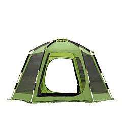 halpa -5-8 henkilöä Teltta Kaksinkertainen teltta Yksi huone Automaattinen teltta varten Retkeily Matkailu CM