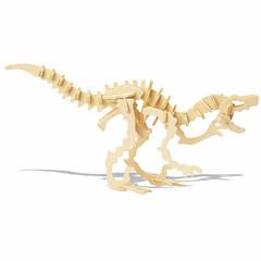 DIY-setti 3D palapeli Palapeli Logiikkalelut ja palapelit Lelut Dinosaurus Miesten Naisten Lasten Ei määritelty Pariskuntien Miehet