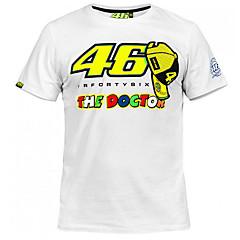 baratos Jaquetas de Motociclismo-Motocicleta cross-country de mangas curtas t-shirts / qishifu ciclismo camisola macacão downhill