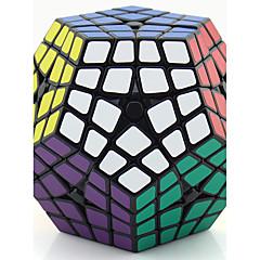 billiga Leksaker och spel-Rubiks kub Shengshou Megaminx 4*4*4 Mjuk hastighetskub Magiska kuber Utbildningsleksak Stresslindrande leksaker Pusselkub Lena