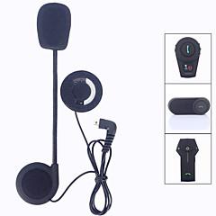 Freedconn mini usd fone de ouvido microfone microfone capacete bt intercomunicador t-com02 fdc-01vb t-comvb tcom-sc colo-rc capacete