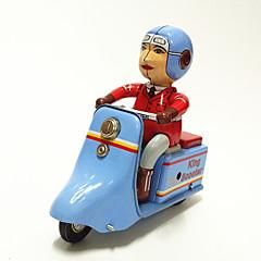 Opwindspeelgoed Speelgoedauto's Motorfietsen Speeltjes Motorfietsen Metaal 1 Stuks Kinderen Geschenk