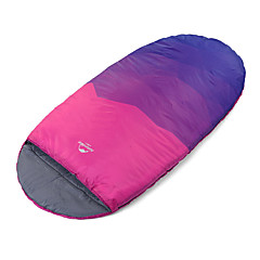 Saco de dormir Retangular 5°C Manter Quente Portátil 230X100 Campismo Solteiro (L150 cm x C200 cm)