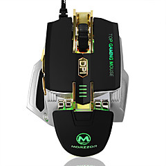 billiga Möss-MORZZOR 315 Kabel Gaming Mouse DPI justerbar bakgrundsbelyst 4000