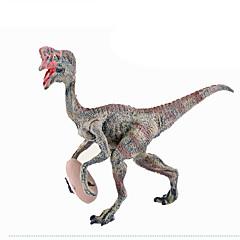 Χαμηλού Κόστους Στοιχεία δεινοσαύρων-Δράκοι και δεινόσαυροι Στοιχεία δεινοσαύρων Jurassic Δεινόσαυρος Triceratops Τυρανόσαυρος Ρεξ Πλαστική ύλη Παιδικά Δώρο