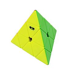 Rubik küp QIYI QIMING 174 Pürüzsüz Hız Küp Pyraminx Stickerless ayarlanabilir yay Sihirli Küpler Trójkąt Doğum Dünü Noel Çocukların Günü