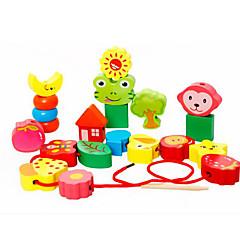 billiga Leksaker och spel-Muwanzi Byggklossar Häftig Pojkar Flickor Leksaker Present