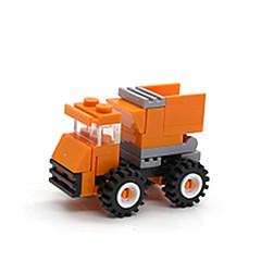 billiga Leksaker och spel-ENLIGHTEN Leksaksbilar Byggklossar Fyrkantig Pojkar Unisex Leksaker Present