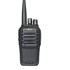 billige Walkie-talkies-TYT TC-5000 Walkie-talkie Håndholdt Lader og adapter VOX Stemmekommando Skan FM Radio 1,5-3 km 1,5-3 km 16 8 Walkie Talkie Toveis radio