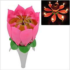 Kakepynt BursdagBlomst / Botanikk Blomster Tema Sommerfugl Tema Klassisk Tema Eventyr Tema Baby Fest Blomster og Botanicals Fantasi
