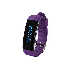 tanie Inteligentne zegarki-YYdb03 Inteligentne Bransoletka Android iOS Bluetooth Sport Wodoodporny Pulsometry Pomiar ciśnienia krwi Ekran dotykowy Pulsometr Stoper Krokomierz Rejestrator aktywności fizycznej Rejestrator snu