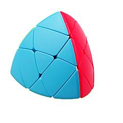 tanie Kostki Rubika-Kostka Rubika QI YI Pyramorphix Mastermorphix Gładka Prędkość Cube Magiczne kostki Puzzle Cube Naklejka gładka Trojůhelníkové Prezent Dla