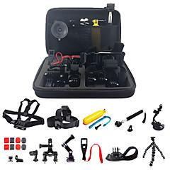 tanie Akcesoria do GoPro-Action Camera / Kamery sportowe Aparat Torby Statyw Wielofunkcyjny Składany/a 3D Wszystko w Jednym Wygodny Dla Action Camera Gopro 6
