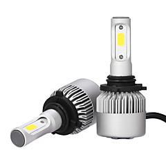 cheap Car Headlights-9006 Car Light Bulbs 36W/pcs*2W W COB 3600lm lm LED Headlamp