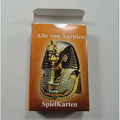 baratos -Jogo de Xadrez Poker Acessórios de Magia Brinquedos Quadrada Papel Peças Não Especificado Dom
