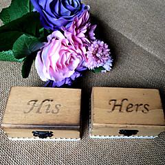 billige Vielsesdekorationer-Materiale Gave Ceremoni Dekoration - Bryllup Fest / aften Ferie Klassisk Tema