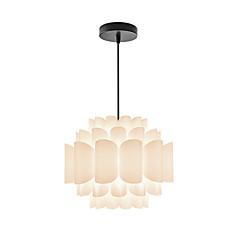 billiga Dekorativ belysning-Originella Hängande lampor Fluorescerande Rektangulär Plast designers 220-240V / E26 / E27