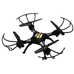 RC Drone F504 6 Akse 2.4G - Fjernstyrt quadkopter LED-belysning En Tast For Retur Auto-Takeoff Hodeløs Modus Flyvning Med 360 Graders