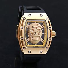Men's Sport Watch Military Watch Dress Watch Skeleton Watch Fashion Watch Wrist watch Bracelet Watch Unique Creative Watch Casual Watch