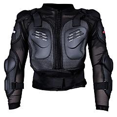 tanie Wyposażenie ochronne-Motocykl wyścigowy wyścigowy pancernik protektor motocross terenowy klatka piersiowa ciało ochrona zbroi kurtka kamizelka odzież ochronna