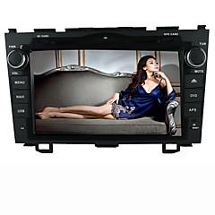 billiga DVD-spelare till bilen-8inch 2 DIN in-dash bil dvd-spelare för Honda CR-V 2008-2011 med gps, bt, ipod, RDS