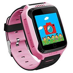 billige Smartklokker-YYY21 Smartklokke Android iOS Bluetooth Sport Pekeskjerm Kalorier brent Lang Standby Distanse måling Aktivitetsmonitor Søvnmonitor Stillesittende sittende Påminnelse Finn min enhet øvelse Påminnelse