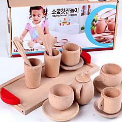 Tue so als ob du spielst Spielzeug-Küchen-Sets Spielzeuge Simulation Kinder 1 Stücke