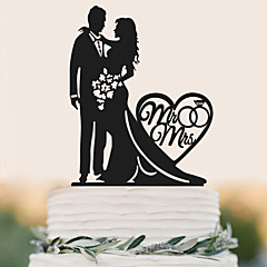 Cheap cake toppers online cake toppers for 2018 cake topper birthday wedding high quality plastic wedding birthday with 1 pvc bag junglespirit Choice Image